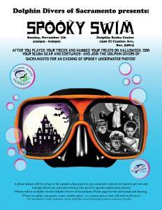 Spooky Swim 2021! @ Dolphin SCUBA Center